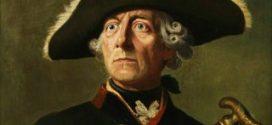 فردریک کبیر که از سال ۱۷۴۰ تا ۱۷۸۶ بر کشور آلمان حکومت می کرد