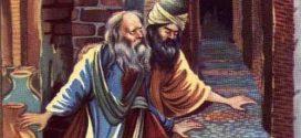 مولانا حیرت زده پرسید: مگر تو شراب خوار هستی؟!